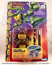 1996 TMNT COIL FORCE COIL COOL DONATELLO *NEW-PLAYMATES