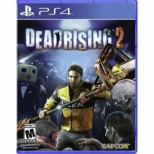 PS4-Dead Rising 2 HD (#) /PS4 GAME NEW