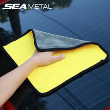 Car Wash Microfiber Towel Cleaning Drying Cloth Super Absorbent Car Home Washing