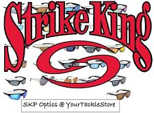 Strike King SG SKP Plus Optics JL Jordan Lee 100% Polarized NIP You pick Model