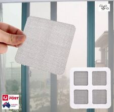 Fly Screen Net Repair Tape Patch Adhesive x 3 Pcs