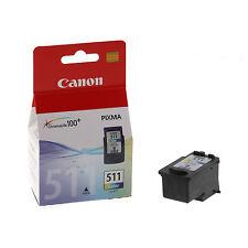 Neuf d'Origine Canon CL-511 Cartouche d'encre multicolore pour Pixma MX320