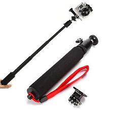 Extendable 50cm Monopod Monopole Arm Pole Mount for GoPro Camera HD Hero 1 2 3 4