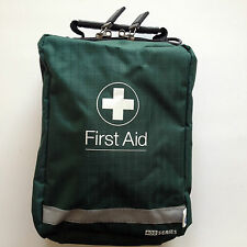 EMPTY FIRST AID KIT BAG WITH COMPARTMENTS - LARGE - GREEN - ECLIPSE 400 SERIES