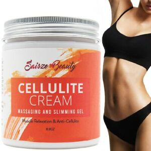 Powerful Anti Cellulite Slimming Hot Cream Weight Loss Fat Burner Body Lotion