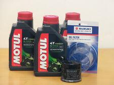 Motul Öl 5100 10W40  3 Ltr  / Original  Ölfilter Suzuki GSX-R 600 ab Bj 06
