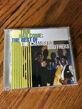 Time Has Come: The Best of the Chambers Brothers by The Chambers Brothers