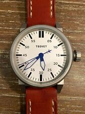 Tsovet Men's Watch SVT-FW44 (new) with leather case