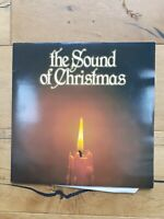Various – The Sound Of Christmas GRT – 62010  2 × Vinyl, LP, Compilation