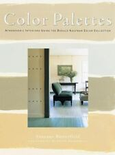 Color Palettes Suzanne Butterfield 1998 Hardcover Dust Jacket Like New