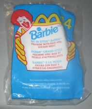 1999 Barbie McDonalds Happy Meal Toy - Sit In Style #14