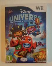 Disney Universe (Nintendo Wii, 2011) - European Version
