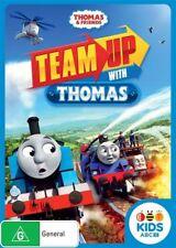 Thomas - Team Up With Thomas (DVD, 2018)