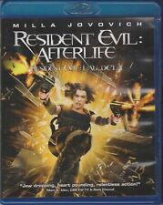 Resident Evil: Afterlife (Blu-ray Disc, 2010, Canadian)