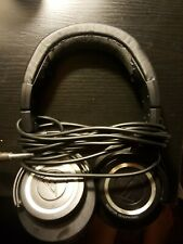 Audio-Technica ATH-M50 Headband Headphones - Black, works great, free ship!