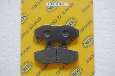 FRONT BRAKE PADS fits APRILIA Tuareg 125 1990-1993, Classic 125 1996-2002