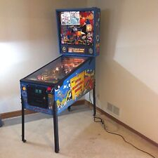 Rocky and Bullwinkle Pinball Machine
