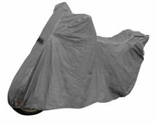 Lampa Optima Motorcycle Cover Motorbike PVC Covers Small Grey