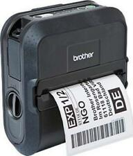 Brother RJ-4040 Rugged Mobile Thermal Printer Label USB Serial WiFi