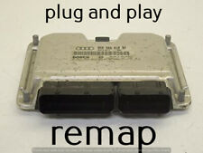 VW golf gti 1.8t  AUM ecu stage 2 remapped pops bangs antilag launch me7.5