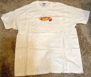 GT Bicycles Air Show 1998 Summer Tour T Shirt Hot Wheels L New Rare