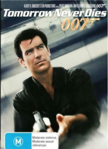 Tomorrow Never Dies (007)  - DVD R4