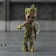 Guardians of the Galaxy Vol.2 Baby Groot NIB Push Bomb Button Key Chain Figure