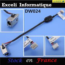 Connettore jack corrente continua filo del cavo dw024 computer portatile HP Mini