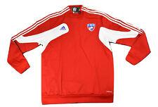 adidas MLS Mens F.C. Dallas Clima-cool Training Top Shirt NWT S, M, L, XL