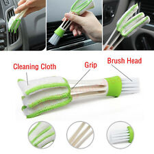 Universal Mini Clean Car Indoor Air-condition Brush Tool For Car Care Detailing