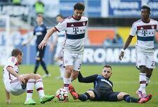 Matchworn Spielertrikot Bayern München Xabi Alonso Adizero Rarität