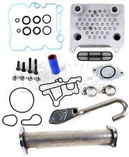 New Oil Cooler and EGR Delete kit Ford 6.0L 03-07 Powerstroke Diesel F250