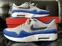 Nike Air Max 1 Ultra Essential - Varsity Blue / White - Size 13 - Nearly New!