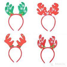 20pcs Christmas Headband Assorted Mix Xmas Party Costume Accessories