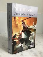 Dan Simmons De Ajedrez de La Mal, 2 Folio Denoël 2012