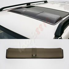 Fit For Ford Everest Roof-Skylight Visor Sun Rain Guards Shade 16-17