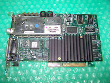 Vintage 3dfx Voodoo3 3500 TV AGP 16MB very rare Graphics Card