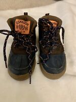 oshkosh b'gosh Toddler Boys Hiking Boots Size 6