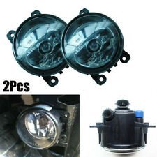 1Pair Car Drive Side Fog Light Lamp+H11 Bulbs 55W Right&left Side Material Qual