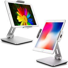 "360º turn/tilting Ergonomic stand/mount for iPad Pro /ipad/tablet 9-13""-Silver"