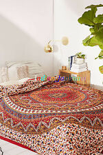 Star mandala Twin Tapestry Throw Wall Hanging Home Decor Ethnic Hippie Cotton
