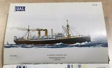 Merchant Ships of the World in Color, 1910-1929 Laurence Dunn 1975