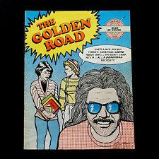 Grateful Dead The Golden Road Magazine 1985 Winter Issue 5 Comics GD Cover Art
