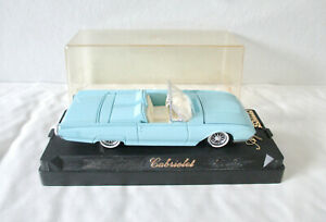 Ford Thunderbird 1961 - Age d'Or Solido 1:43 (N° 4504)