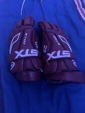 New listing lacrosse gloves 13