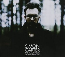 SIMON CARTER (COPS) - BLACK BOOK OF THE UNIVERSE USED - VERY GOOD CD