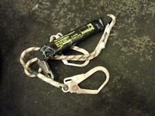 BORNACK Fallstop: Auffanggurt; Sicherheitsseil