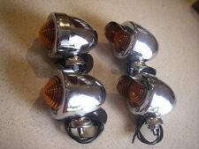 Chrome Blinker / Sidelamps  for vintage & classic