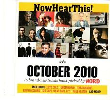 (FP788) Now Hear This! Issue 92 October 2010 - The Word CD