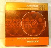 AMPEX 341 Reel to Reel Tape Recording EDDIE ARNOLD and Duane Eddy
